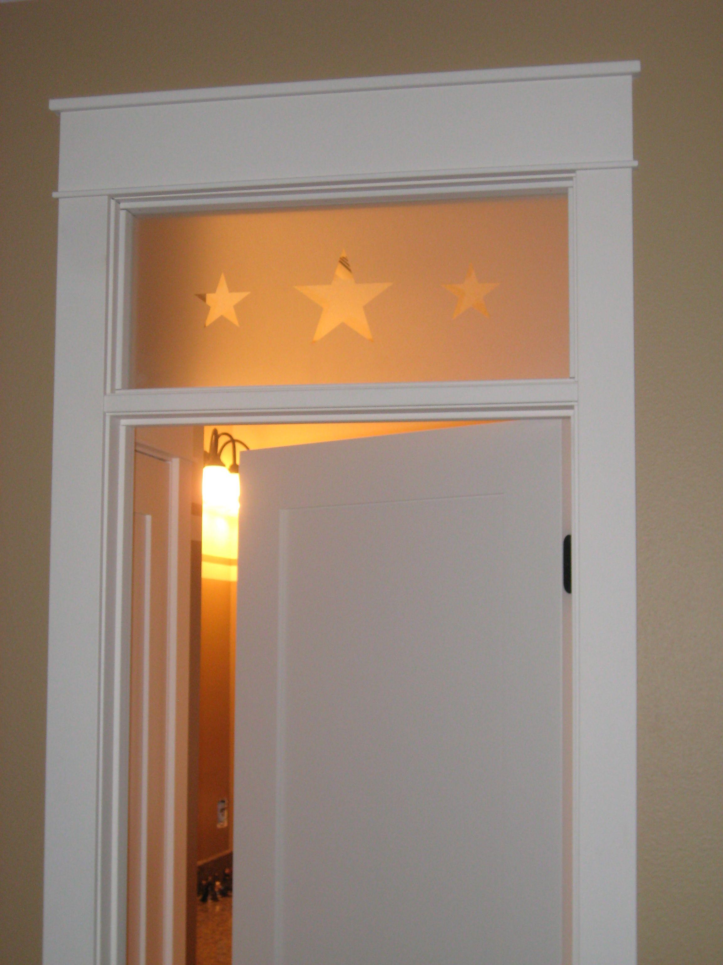Etched Glass Panel Above Front Door Glass Door Ideas